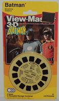 Mint 1990 Batman 3-d Viewmaster Vintage 1966 Television Classic Superhero