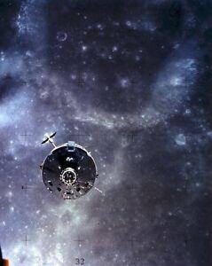 New 8x10 NASA Photo: Astronauts Prepare to Return from Moon, Apollo 16