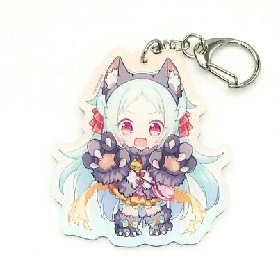 Princess Connect Re:Dive Tamaki Cute Double-sided Acrylic Keychain Charm