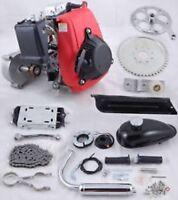 4-stroke 49cc Gas Motorized Bicycle Bike Engine Motor Kit W/double Chain Drive