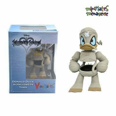 Vinimates Kingdom Hearts Halloween Town Donald Duck Vinyl Figure