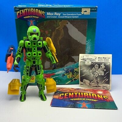 1986 Centurions Power Extreme by Kenner ~ SPARE PARTS SHOP ~ For Max Ray