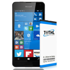 Extended-Slim-Battery-for-Microsoft-Lumia-650-BV-T3G-RM-1073-2100mAh