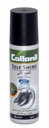 Bleu et Marron Collonil Auto Shine Noir