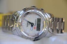 Tissot 1853 Men's T Touch Titanium Nascar Special Edition Watch