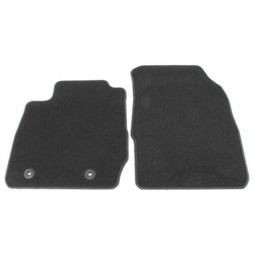 2-tlg schwarz vorne Original Fußmatten Fussmatten Ford ECOSPORT 11.17-