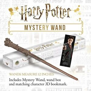 Noble Collections Harry Potter Mystery Wands Collect All 9 Collectibles Ebay