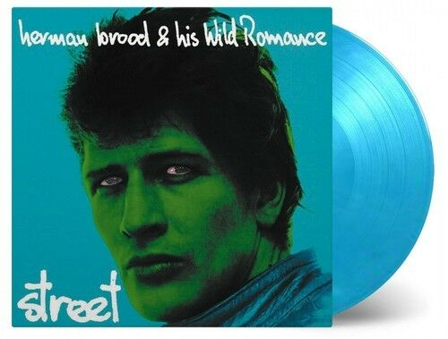 Herman Brood - Street [New Vinyl] Ltd Ed, 180 Gram