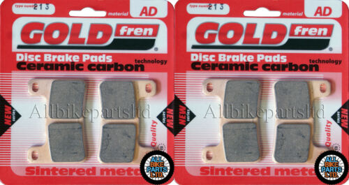 K9 2009 SINTERED FRONT BRAKE PADS GSXR1000 for: SUZUKI GSXR 1000 2x Sets