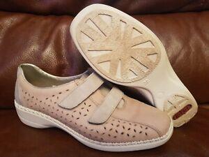 Ladies-Rieker-Antistress-Velcro-Trainer-shoes-size-uk-5-EUR-38