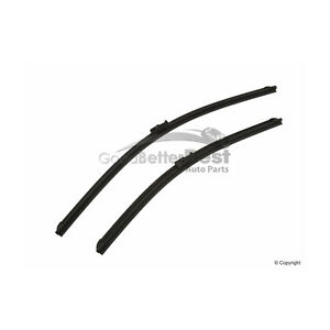 Denso Front Right Wiper Blade for Mercedes-Benz 560SEL 1986-1991 Windshield fr