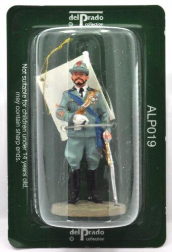 """SOLDATINO ALPINO /"""" Colonnello Comandante 1935 /"""" DEL PRADO ALP019"""