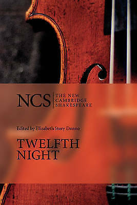 1 of 1 - Twelfth Night or What You Will (The New Cambridge Shakespeare), Shakespeare, Wil