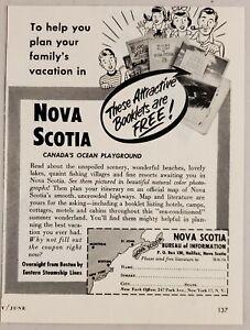 1954-Print-Ad-Nova-Scotia-Bureau-of-Information-Canada-Ocean-Playground-Halifax