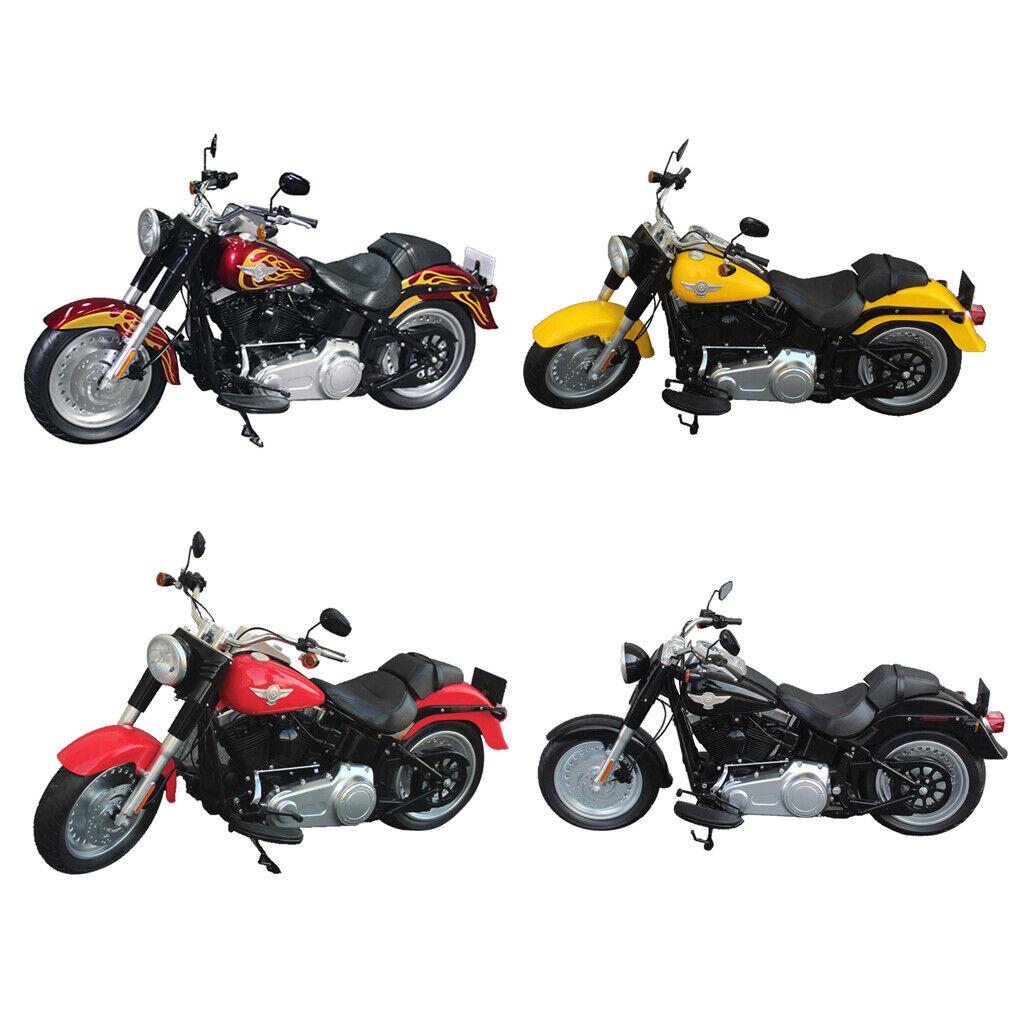 1 6th Scale  Plastic Diecast Motorcycle for 12'' caliente giocattoli Sidemostrare Biker cifra  più ordine