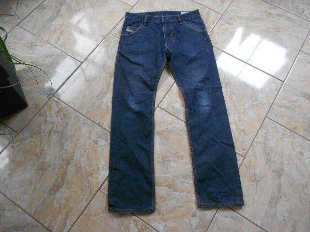 H4325 Diesel Krooley Jeans W30 Dunkelblau  Gut