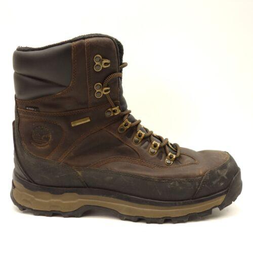 11 para invierno Wp Timberland aislamiento 5 botas Mid tamaño con marrón Chocorua Trail hombre 2 awwOvd