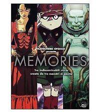 DVD MEMORIES di Otomo - edizione italiana fuori catalogo con celophan
