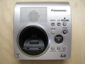 panasonic 6.0 plus manual kx tg4021