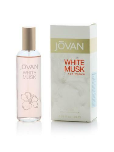Jovan White Musk Perfume by Coty, 3.2 oz Cologne Spray for Women NEW