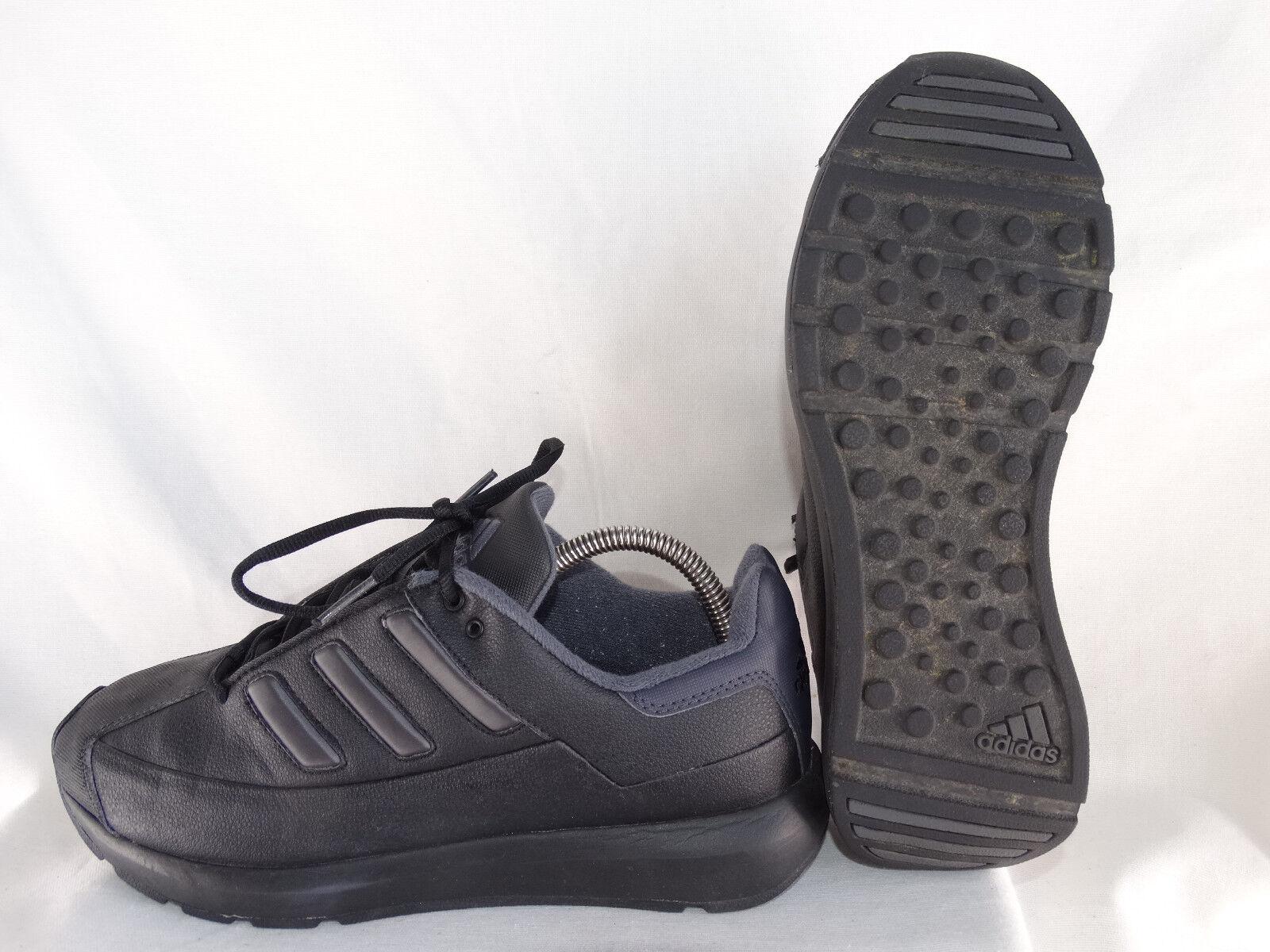 Adidas Walking Saunter Damen Walkingschuhe 672201 schwarz-grau EU 41 1 3 UK 7,5