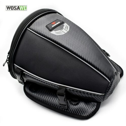 Bicycle Bags 15L Waterproof Cycling Tail Bag Saddle Trunk Bags Luggage Carrier