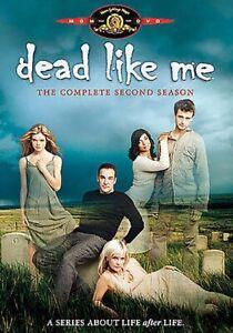 DVD-Dead-Like-Me-Complete-Season-2-Second-Very-Good