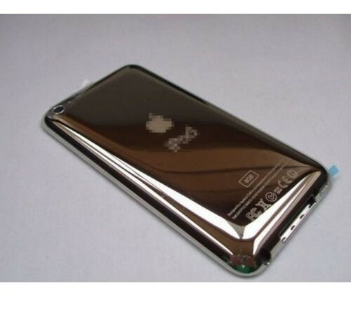 Frame Housing Assembly Chrome Rear Back Cover For IPod Touch 4 Back Cover New
