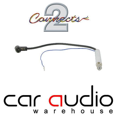 Autoleads PC5-52 Audi A3 1996–06 Amplified Booster Car ISO Aerial Antenna
