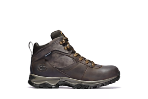 Timberland Men's Mt.Maddsen Mid Hiking Boots NEW AUTHENTIC Dark Brown 2730R242
