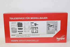 Herpa-082648-Man-tgs-m-conductor-casa-carreteras-version-incl-espejo-1-87-h0-nuevo-en-OVP