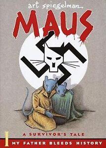 Maus: A Survivor's Tale by Spiegelman, Art -Paperback
