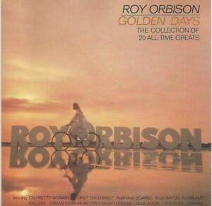 Roy-Orbison-Golden-Days-Monument-CD