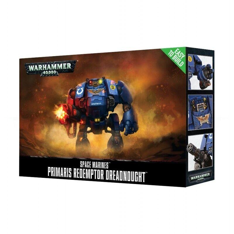 Easy To Build Primaris Redemptor Dreadnought Francais