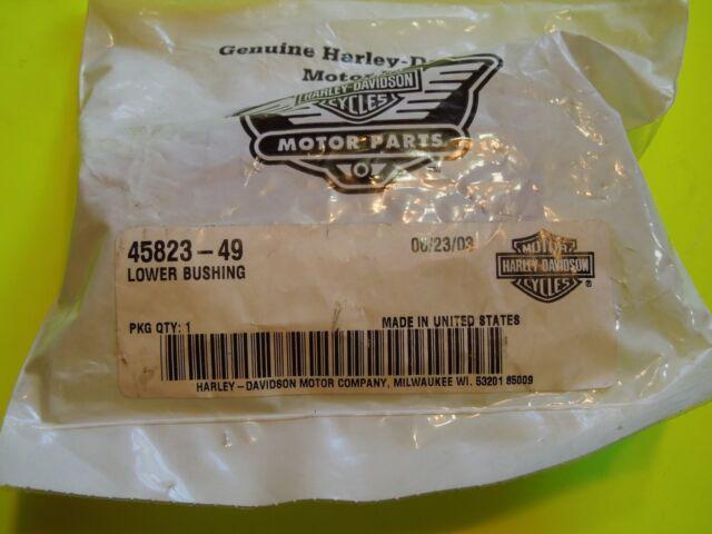 NOS OEM Harley Davidson Lower Fork Leg Bushing P//N 45823-49
