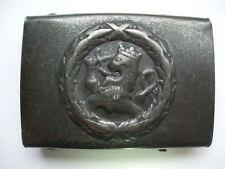 WWII WW2 World War 2 Finland Finnish EM Soldier Belt Buckle