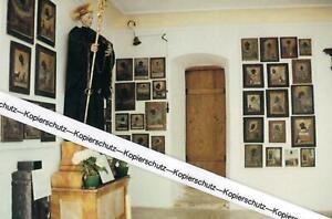 Lauingen an der Donau : Leonhardskirche - Votivgaben - um 1975     A 11-27