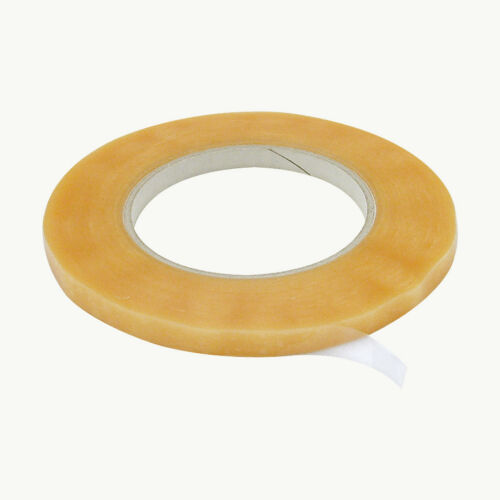 x 180 yds. Clear 3//8 in JVCC BST-22 Bag Sealing Tape