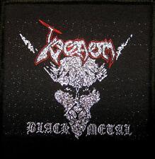 "VENOM  PATCH / AUFNÄHER # 2 ""BLACK METAL"""