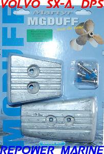 Anodo-Kit-Volvo-Penta-sx-a-dps-a-Propulsion-en-popa-3888813-3888816-Calidad