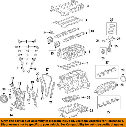 GM OEM-Engine Timing Chain Guide 55353999