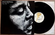 BUD POWELL / BLUE NOTE CAFE', PARIS 1961 - LP (printed in Italy 1980)