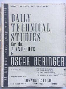 Daily-Technical-Studies-for-the-Pianoforte-Oscar-Beringer-1915