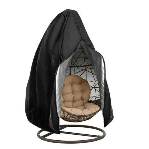 Hanging Swing Chair Dust Cover Rattan Egg Seat Furniture Garden Patio Waterproof