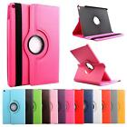 iPad 2 / 3 / 4 Case 360 Degree Rotating Stand PU Leather Cases with Smart Cover