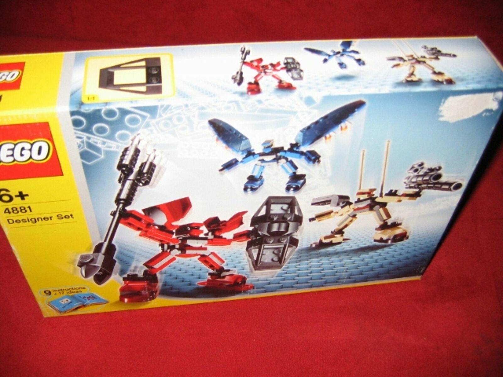 LEGO® Designer Set 4881 Roboter Set NEU OVP
