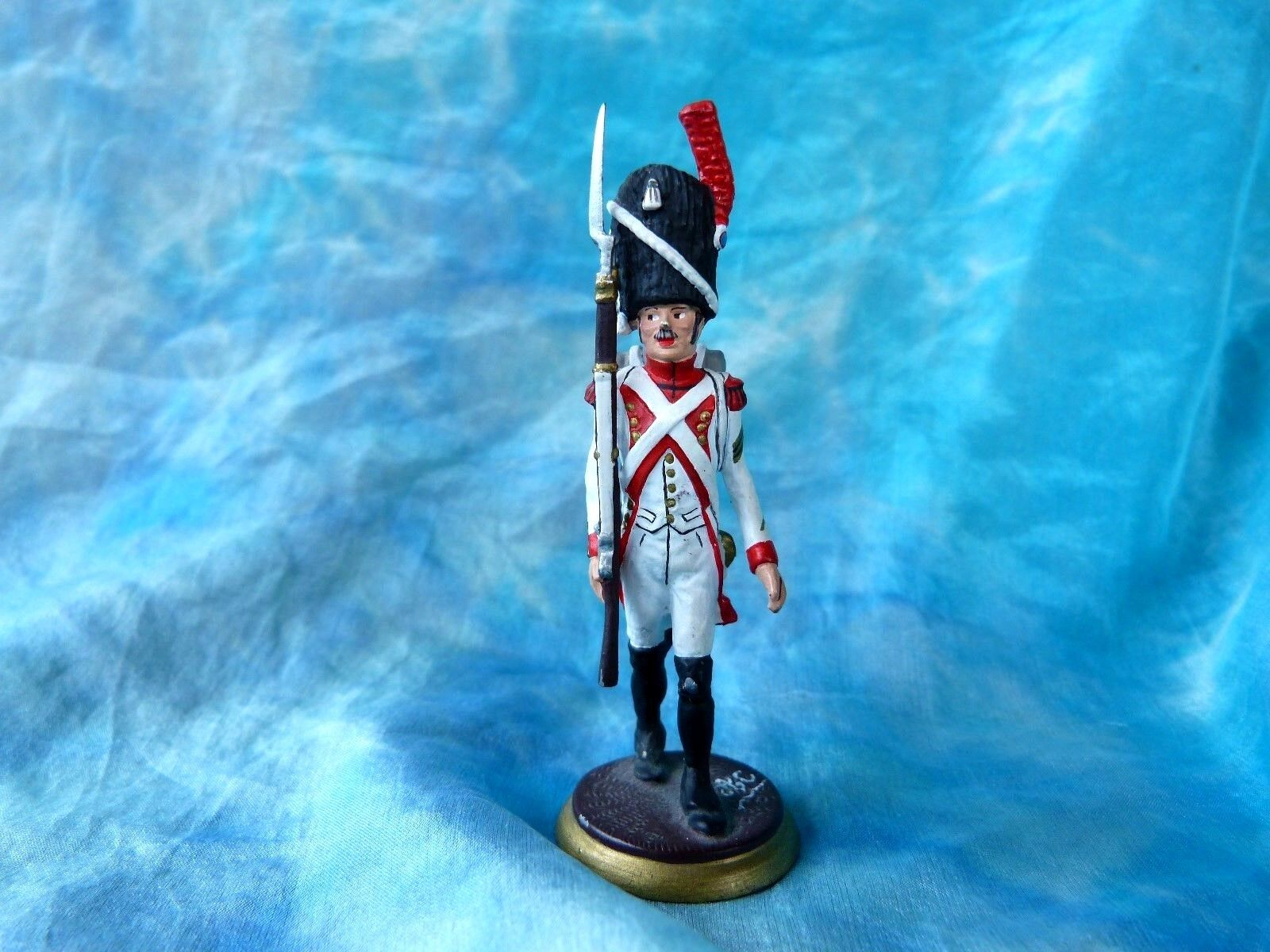 Figurine d'art Claude Alexandre - Grenadier Hollandais premier empire -