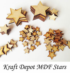 ... -Star-Christmas-Shapes-craft-blank-cutouts-Plaque-and-card-making-3mm
