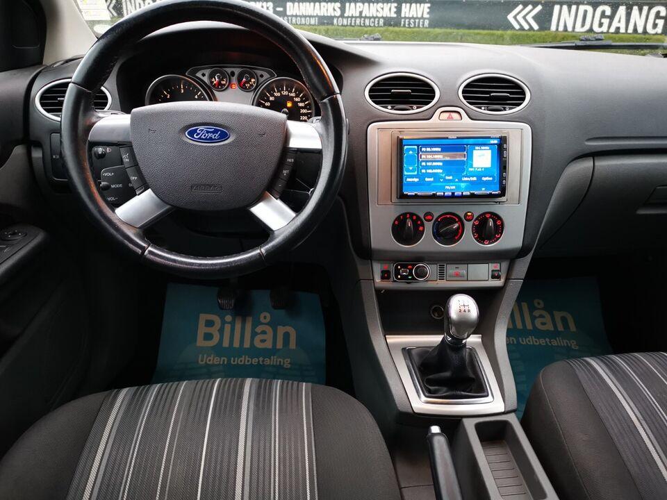 Ford Focus 1,6 TDCi 90 Trend Diesel modelår 2008 km 300000