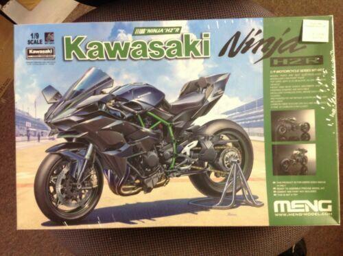 Kawasaki H2R For Sale >> Kawasaki Ninja H2r Meng 1 9 Plastic Model Kit Mt 001 For Sale Online Ebay